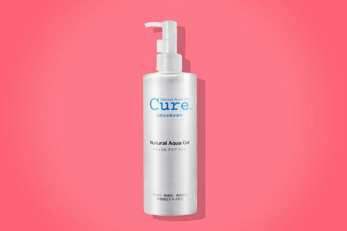 Cure Natural Aqua Gel Face Scrub Review