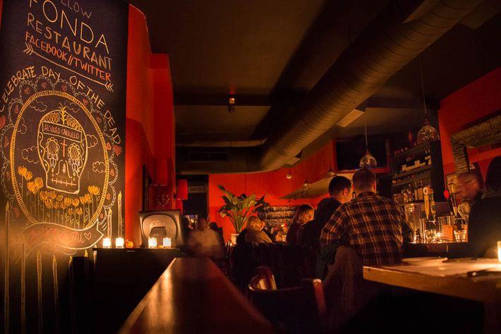 Fonda will host a mariachi brand.