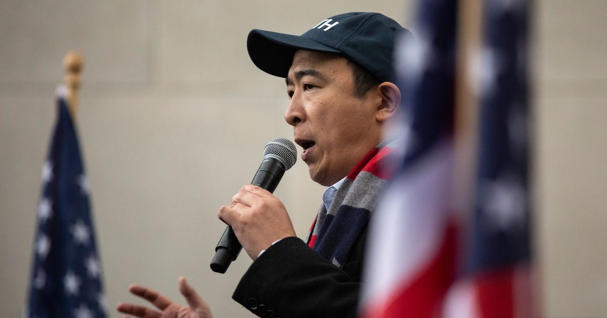 Could Andrew Yang and His Gang Make It in New York's Mayoral Race?