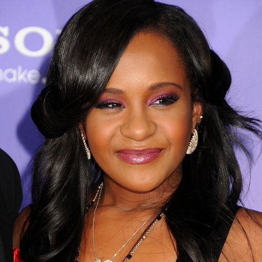 "Bobbi Kristina Brown. ""Sparkle"" Los Angeles Premiere held at Grauman's Chinese Theatre."