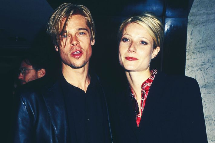 Gwyneth Paltrow on Breaking Up With Brad Pitt