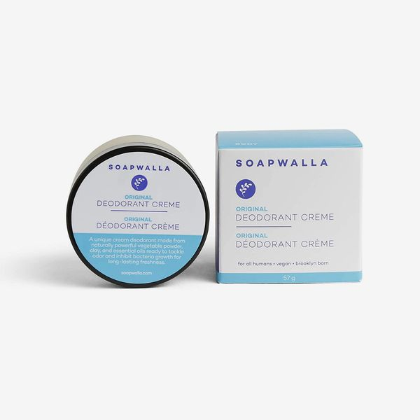Soapwalla Organic Deodorant Cream