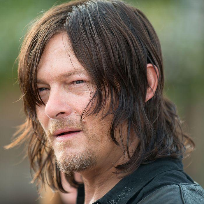 Norman Reedus as Daryl Dixon - The Walking Dead _ Season 6, Episode 11 - Photo Credit: Gene Page/AMC