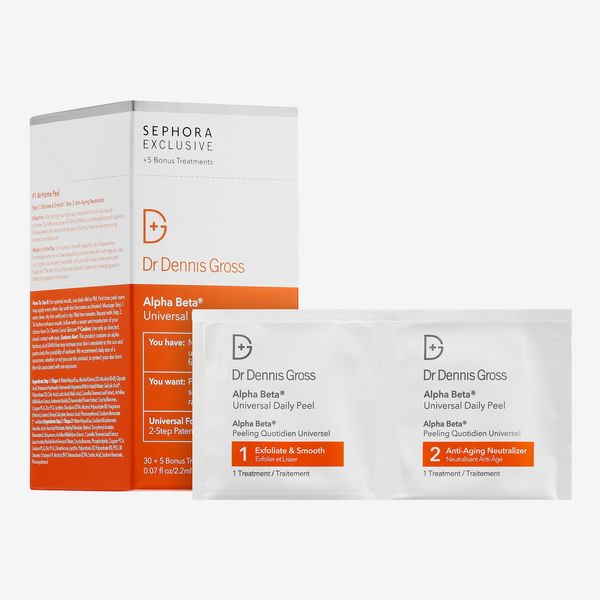 Dr. Dennis Gross Skincare Alpha Beta Universal Daily Peel Packettes
