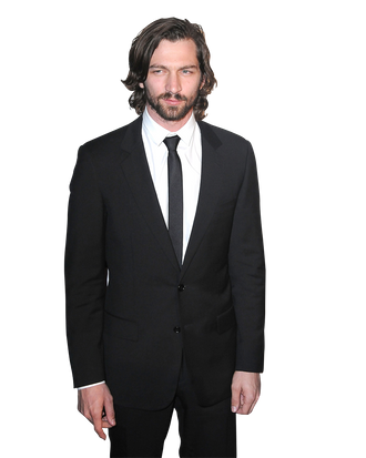 Actor/musician Michiel Huisman attends the 64th Annual ACE Eddie Awards on February 7, 2014 at the Beverly Hilton Hotel in Beverly Hills, California.