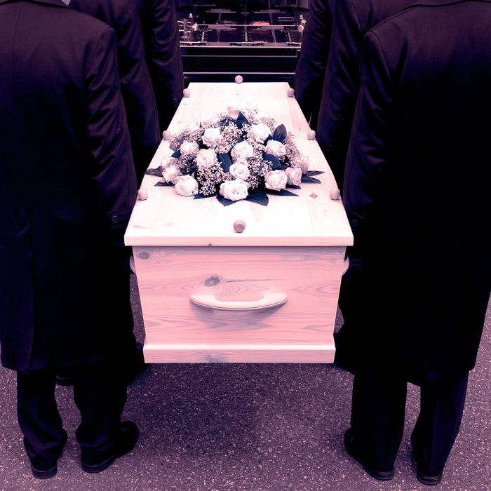The Funeral Director Who Wants To Make Death More Visible