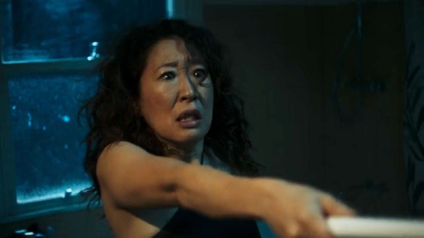 8274b0d02bf The Best Actress on TV Is Sandra Oh in 'Killing Eve'