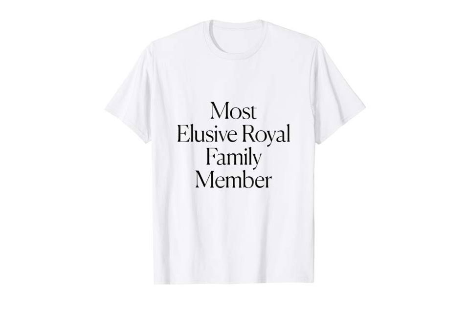 Most Elusive Royal Family Member Tee