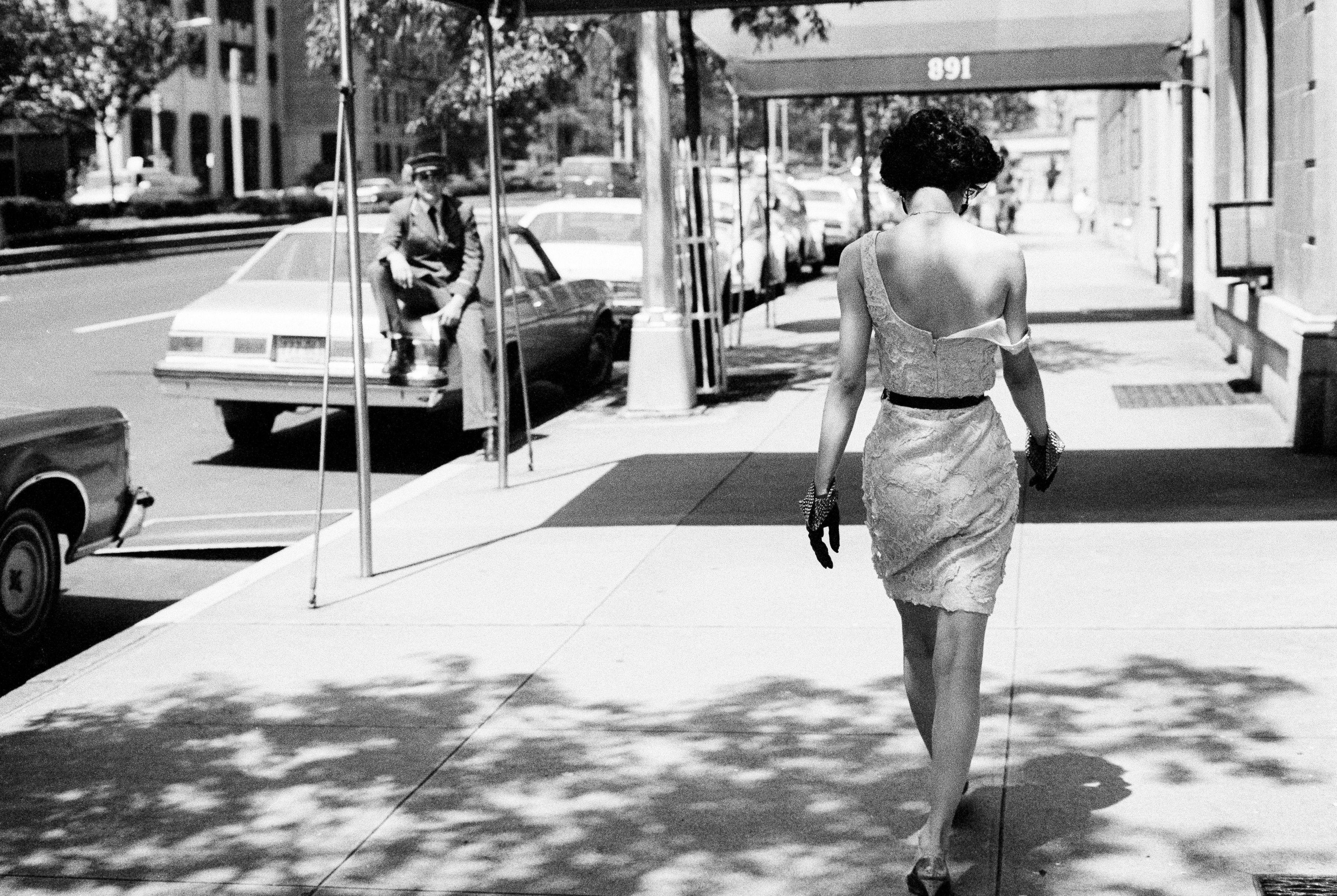 Wendy Whitelaw, 1981, New York City