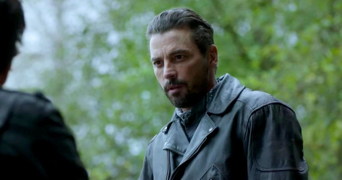 Skeet Ulrich and Marisol Nichols Both Leave CW's Riverdale