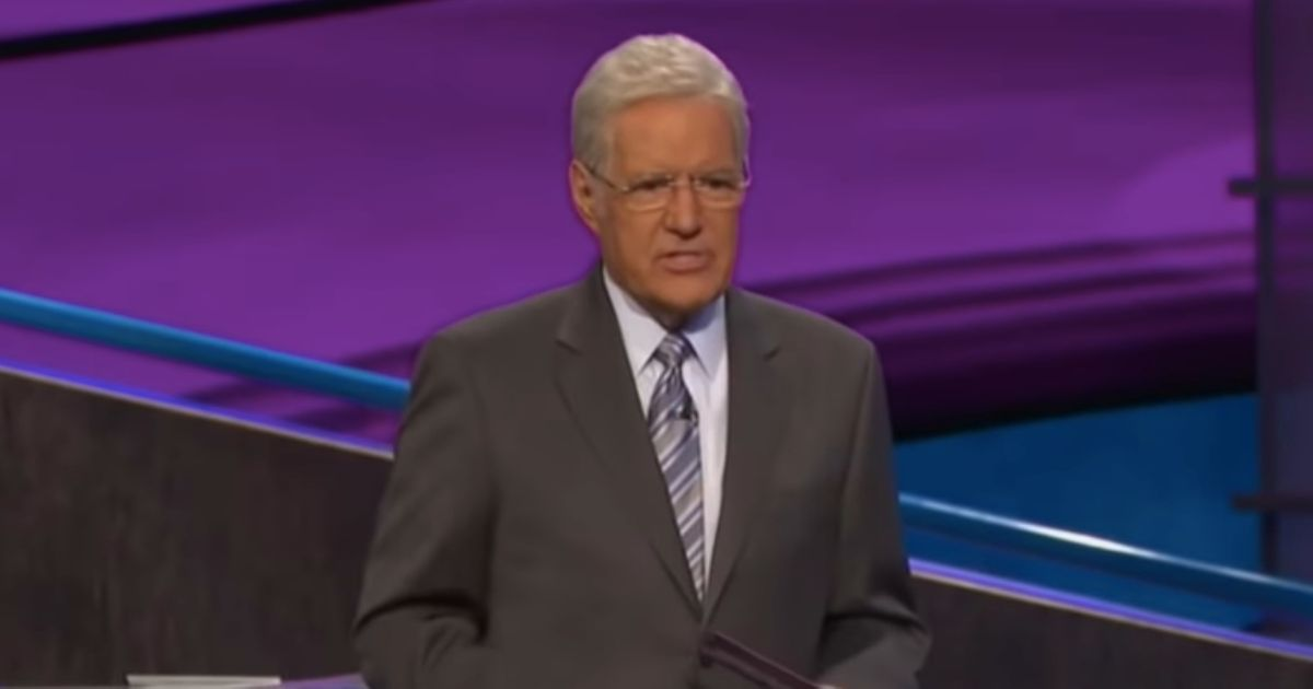 Alex Trebek Gets Choked Up Over Contestant's Jeopardy Answer