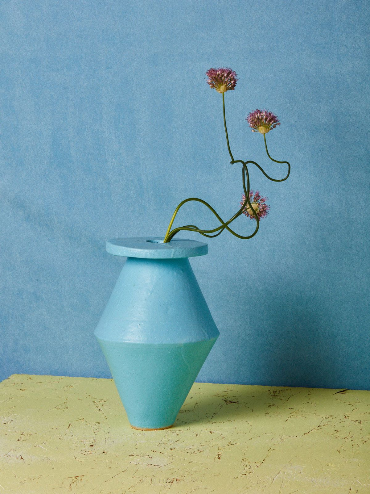 BZippy & Co. Saucer Vase