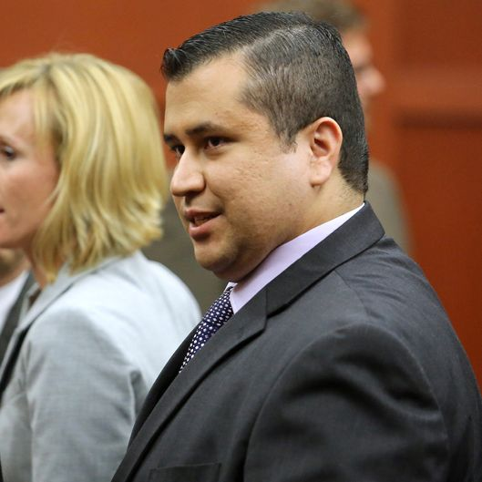George Zimmerman leaves the courtroom a free man after being found not guilty, on the 25th day of his trial at the Seminole County Criminal Justice Center July 13, 2013 in Sanford, Florida. Zimmerman was charged with second-degree murder in the 2012 shooting death of Trayvon Martin.