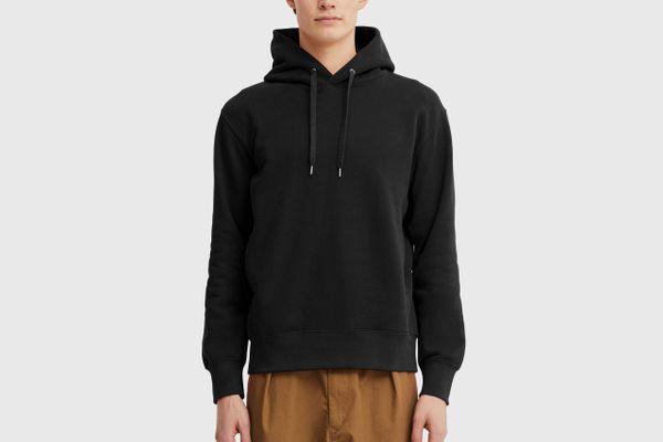 Uniqlo Men's U Long-Sleeve Hooded Sweatshirt
