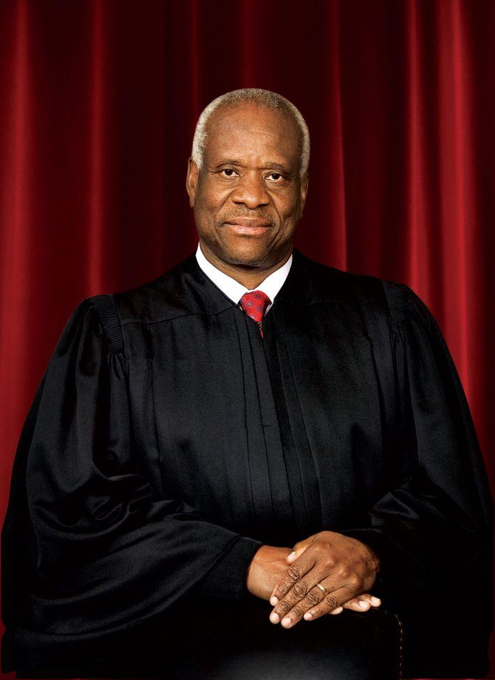 Justice Thomas retiring?