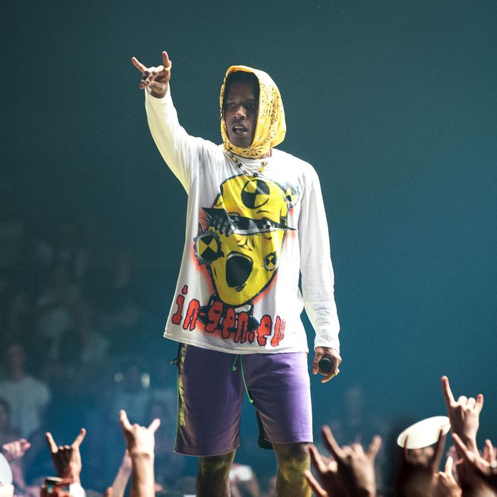 fda7962cfce3 Everything to Know About A$AP Rocky's Arrest and Detainment in Sweden