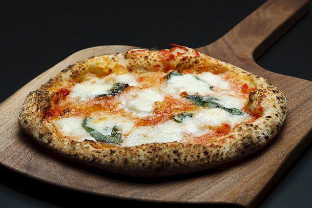 Wild Rise pizza pop-up.