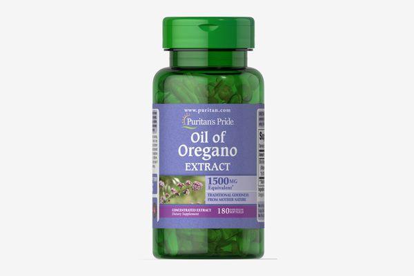 Puritan's Pride Oil of Oregano Extract