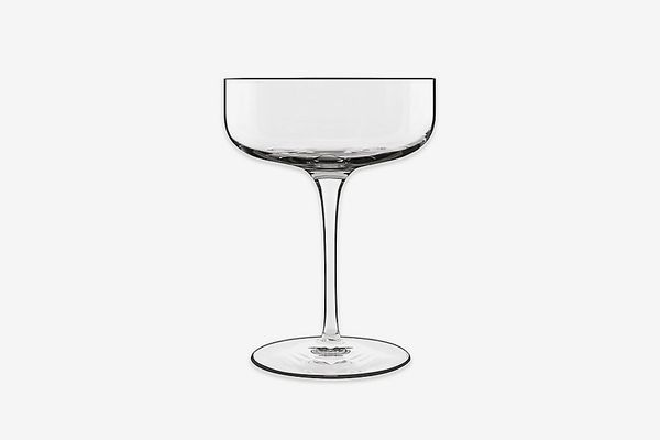 Luigi Bormioli Sublime Coupe Champagne Glasses (Set of 4)