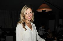 Elisa Lipsky-Karasz==BON APPETIT Feast or Fashion Dinner With MICHAEL BASTIAN September 13, 2012.