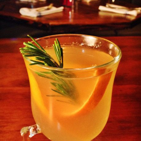 Extra Fancy's punch is definitely good for your health.