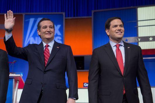 Florida Sen. Rubio wins District of Columbia's GOP caucuses