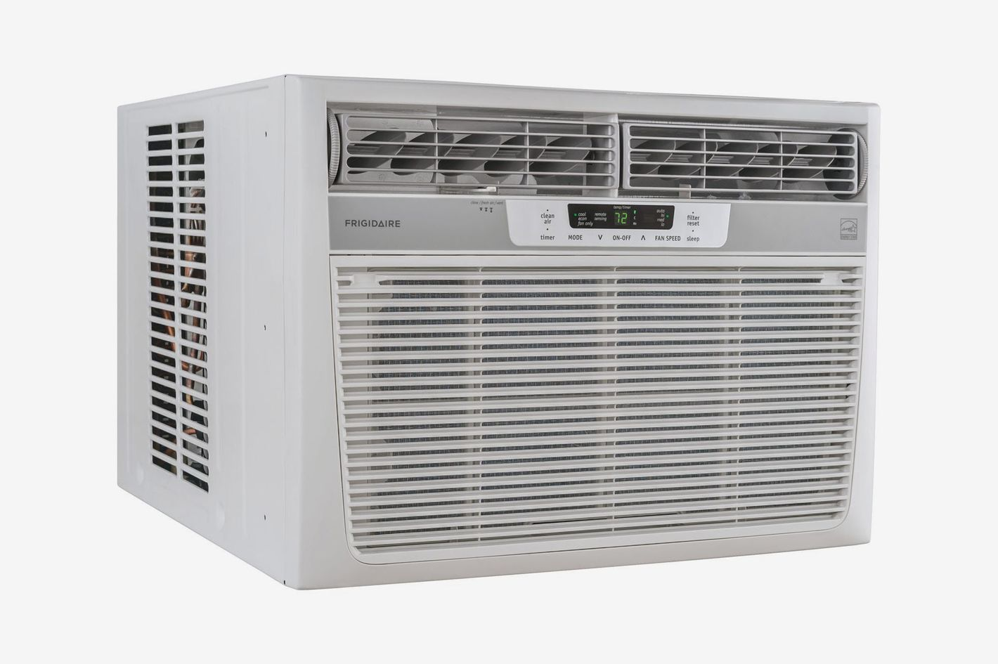 Frigidaire 15,100 BTU Window-Mounted Median Air Conditioner With Temperature Sensing Remote Control