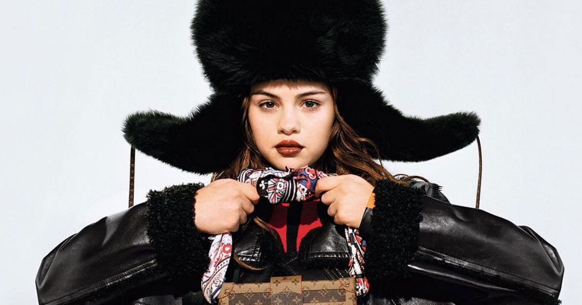 So, Selena Gomez Has a Louis Vuitton CampaignNow
