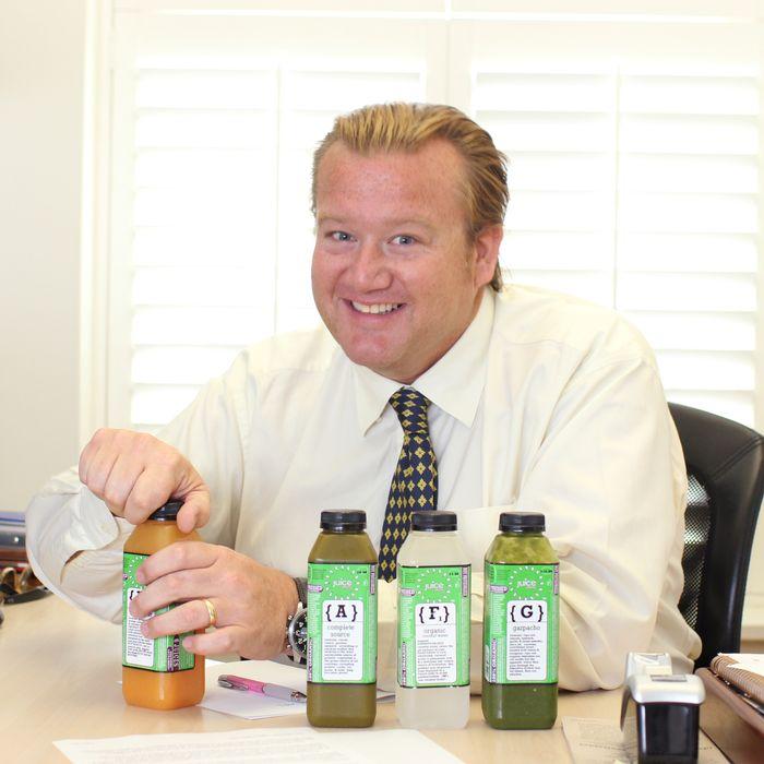 He's got juice.