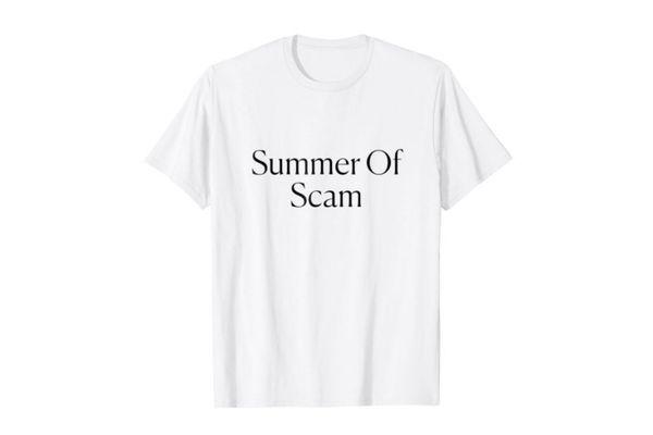 Summer of Scam Tee