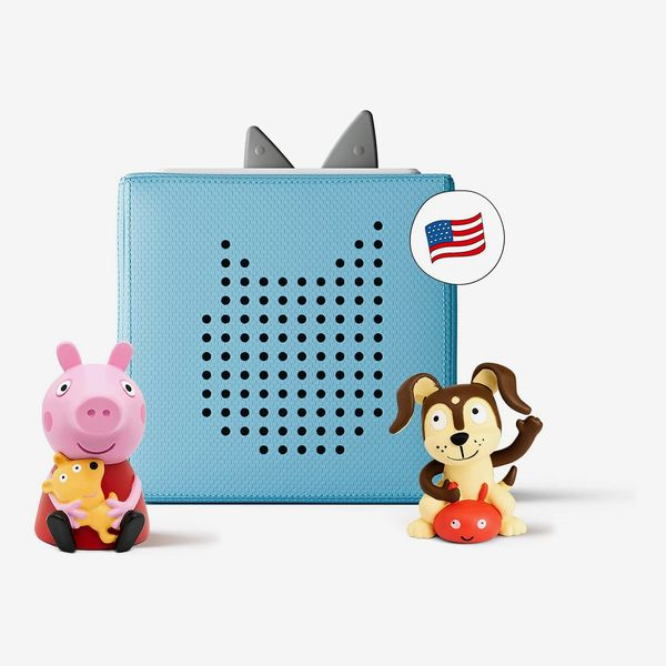 Toniebox Starter Set with Peppa Pig and Playtime Puppy
