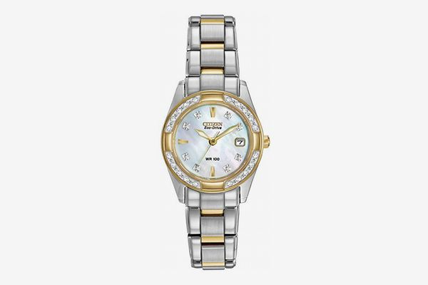 Citizen Women's Eco-Drive Two-Tone Regent Watch