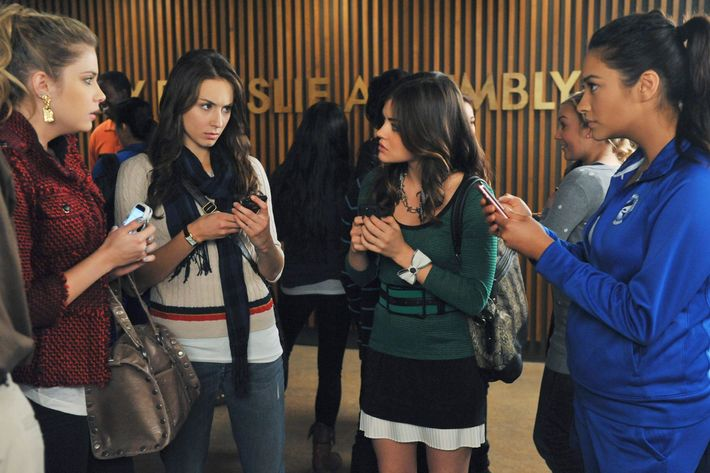 "ABC's ""Pretty Little Liars"" - Season Two"