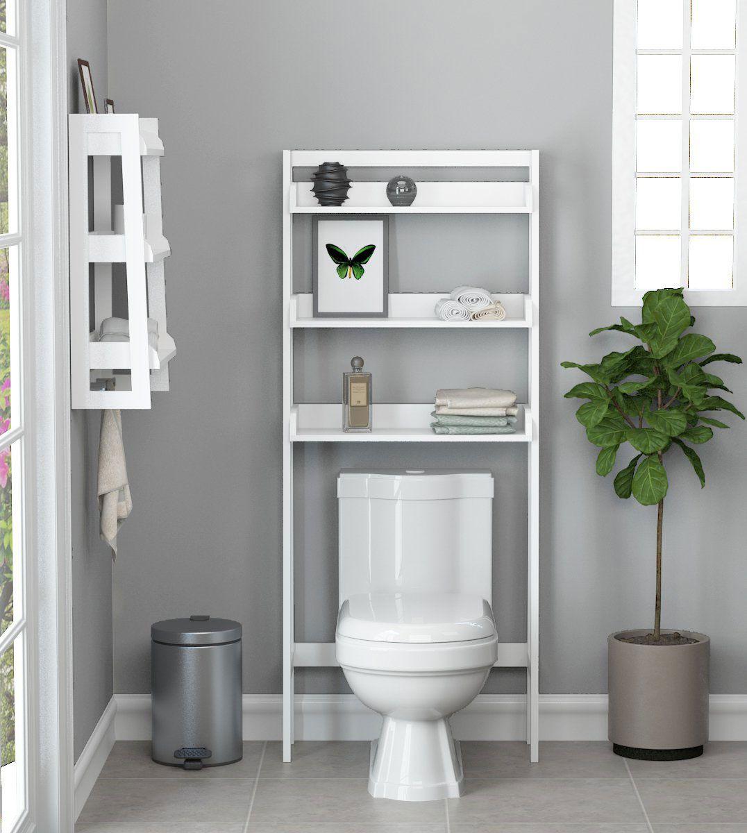 5 Best Over-the-Toilet Storage Ideas on Amazon — 2019