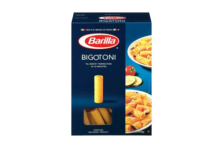Some apologies are more al dente than others.