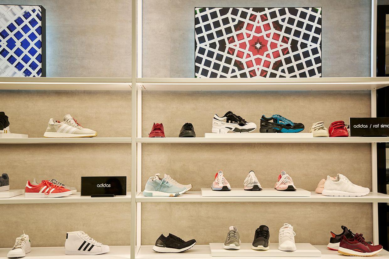 We Explored Bloomingdale\'s Massive New Shoe Floor