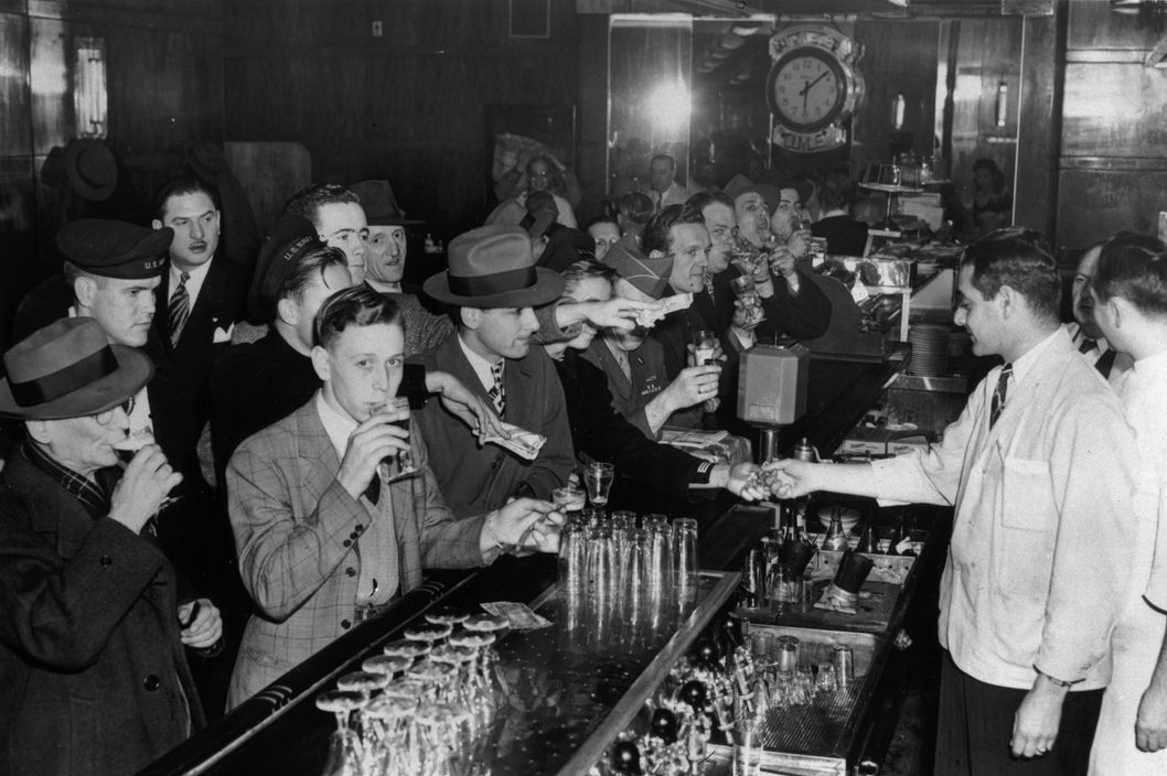 Sloshed: How to Order a Proper Drink in Any Bar, Anywhere ... 1920s Prohibition Party