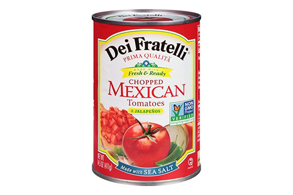 Dei Fratelli Chopped Mexican Tomatoes