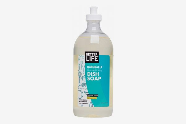 Better Life Sulfate-Free Dish Soap, 22 Ounces