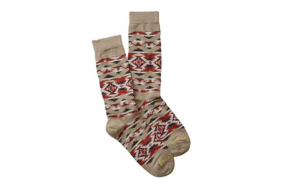 Pendleton Mountain Majesty Crew Socks