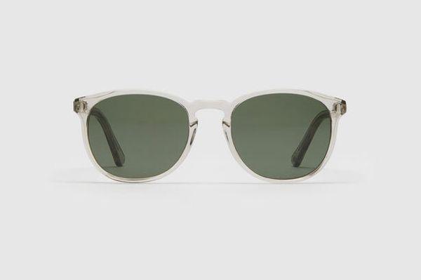 Dom Vetro Primo Quartz Sunglasses