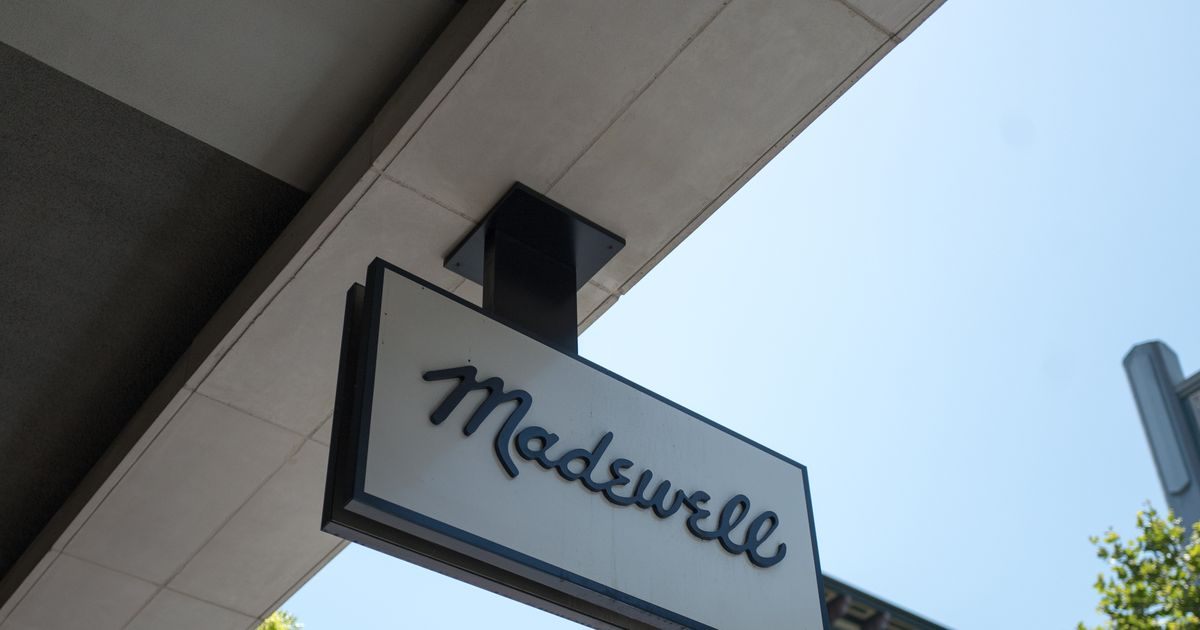 Madewell Will Be Releasing a Menswear Line