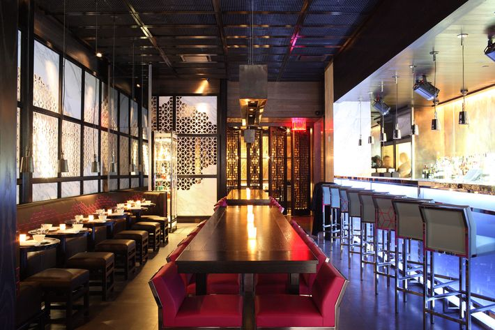 Hakkasan's new multi-million-dollar NY location.