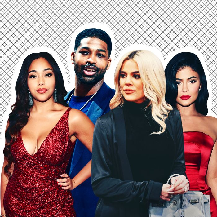 new concept 25428 02895 Khloé Kardashian, Tristan Thompson, and the World s Worst Love Triangle