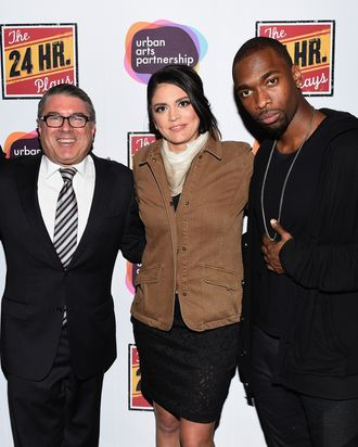 Urban Arts Partnership At The 15th Annual The 24 Hour Plays On Broadway - After Party Sponsored By Svedka