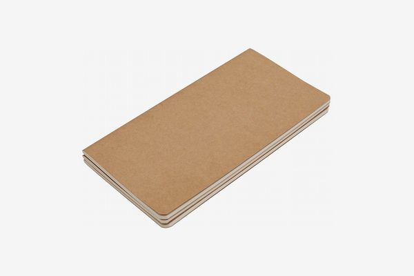 Twone Unlined Travel Journal Set