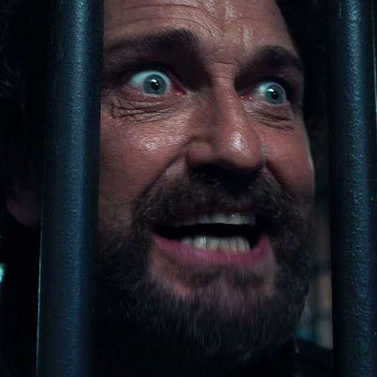 Gerard Butler in Copshop.