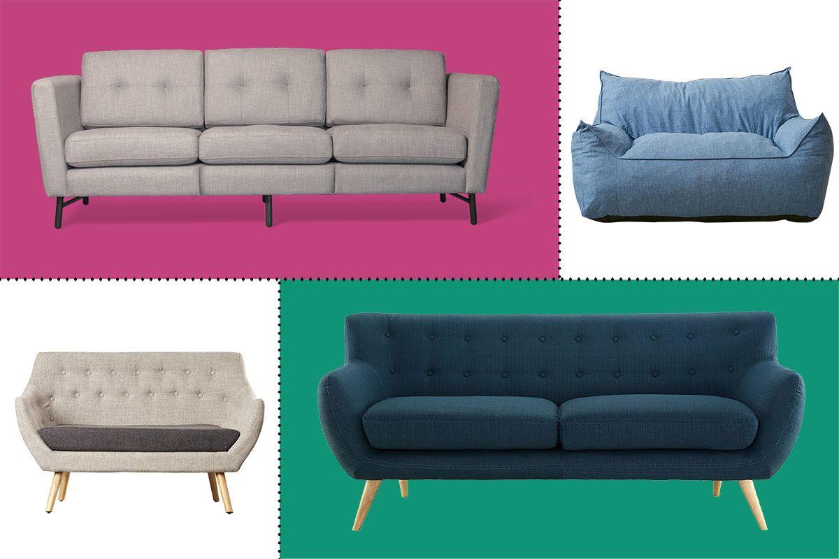 Comfortable Sofa the best sofas under $500 (plus a few under $1000)
