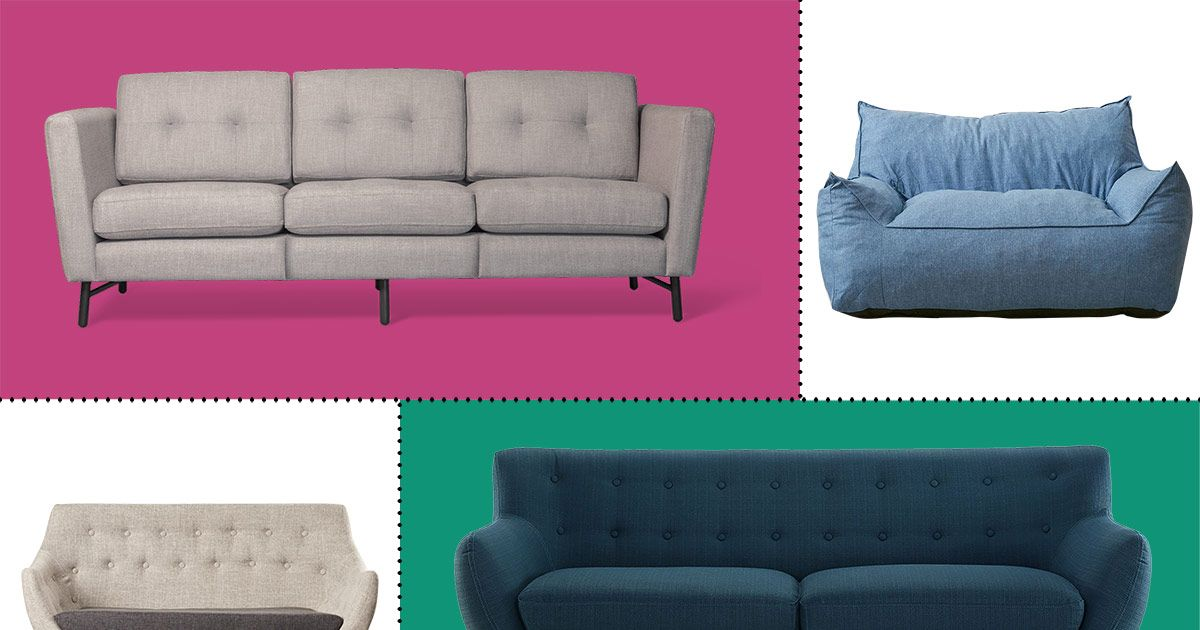 The Best Sofas Under $500 (Plus A Few Under $1000)