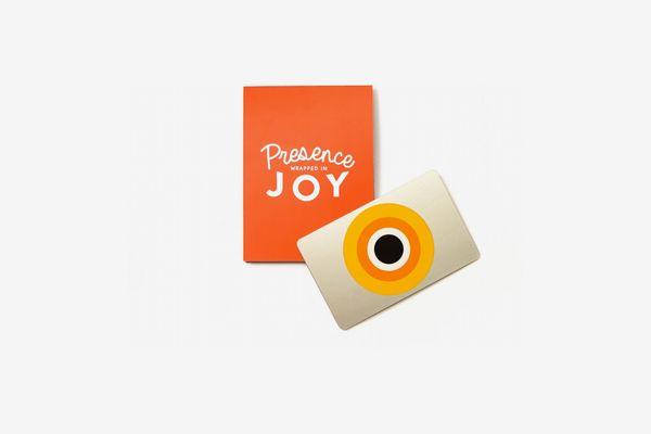 CorePower Yoga Gift Card
